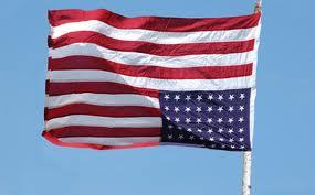 upside flag